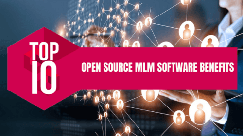 Want to know how an Open source MLM Software is different?                                      ... via Secure MLM Software