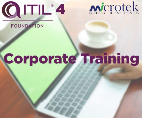 ITIL Certification Training Course via Microtek Learning