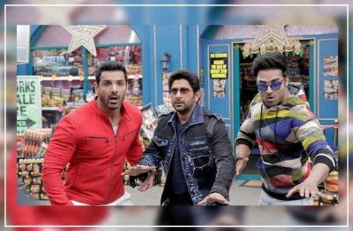PAGALPANTI BOX OFFICE COLLECTION 1ST DAY: John Abraham and Anil Kapoor Starrer has a slow start on the first day