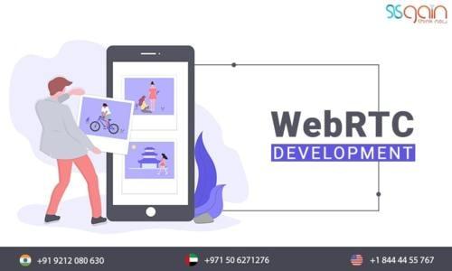 WebRTC App via Anjali Sharma