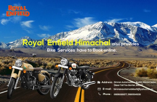 Royal Enfield Himachal - Provide Best Bike Services In himac... via Royal Enfield Showroom