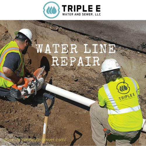Sewer Repair via Andrew Rice