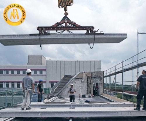 Precast concrete is exceptionally durable and tough. It help... via mohansprecast
