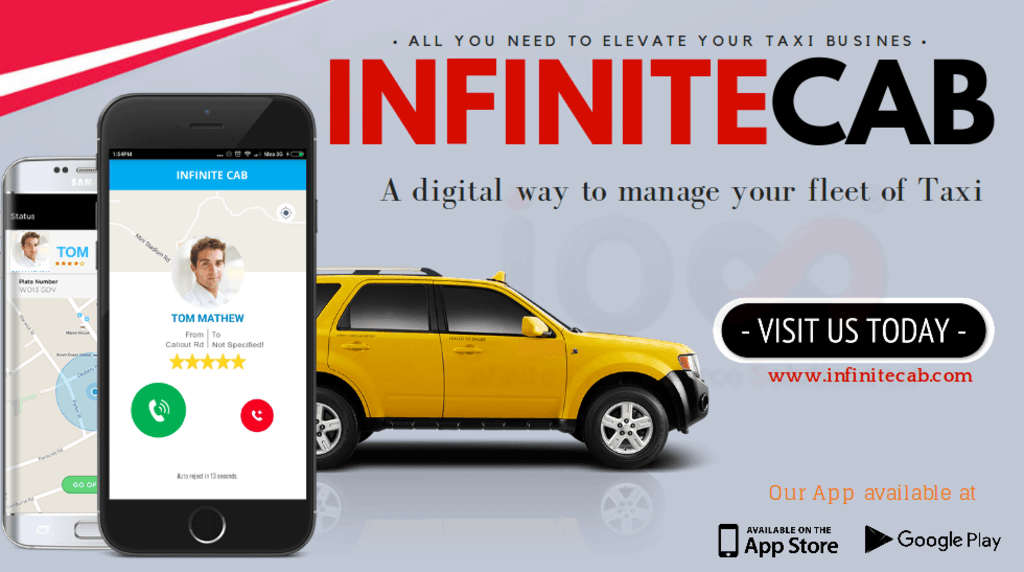 Infinite Cab provides an effective solution to hire affordab... via Infinite Cab