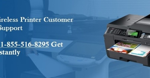 Brother Wireless Printer Technical Support  +1-855-516-8295 | Get Online Solution