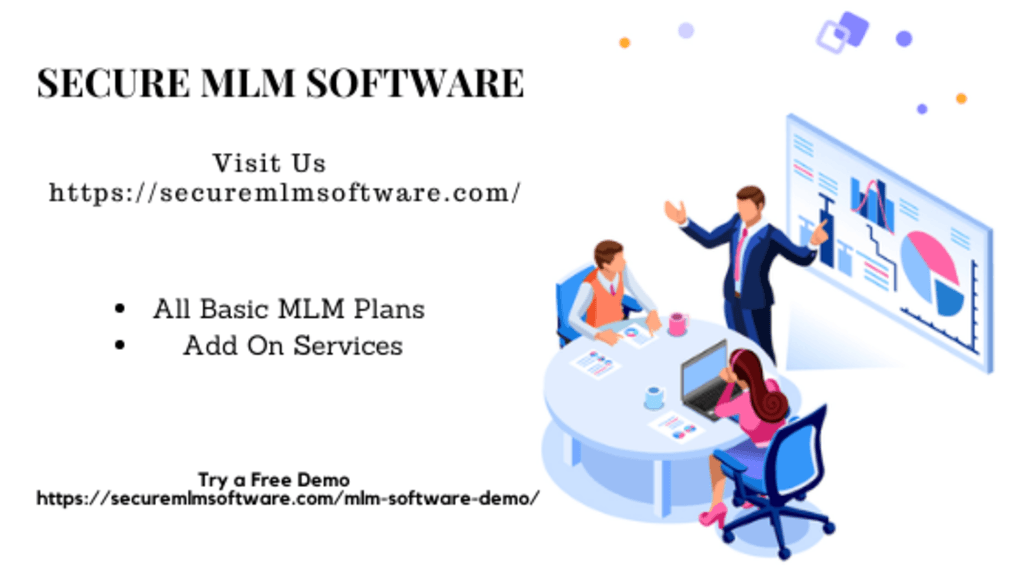 Secure MLM Software is an exclusive package crowded with adv... via Secure MLM Software