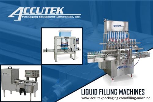 Liquid Filling Machines – An Integral Part of Packaging Industry!