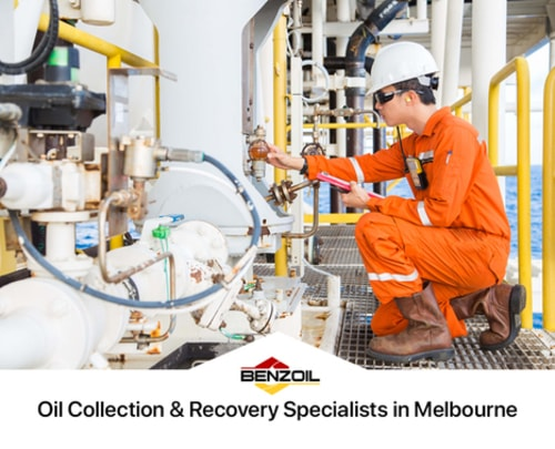 Benzoil – Oil Collection & Recovery Specialists in Melbourne via Benzoil