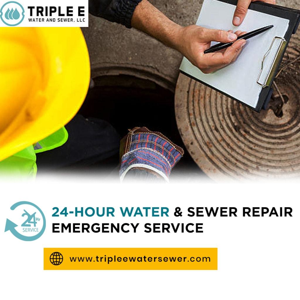 Repair Sewer Line via Andrew Rice