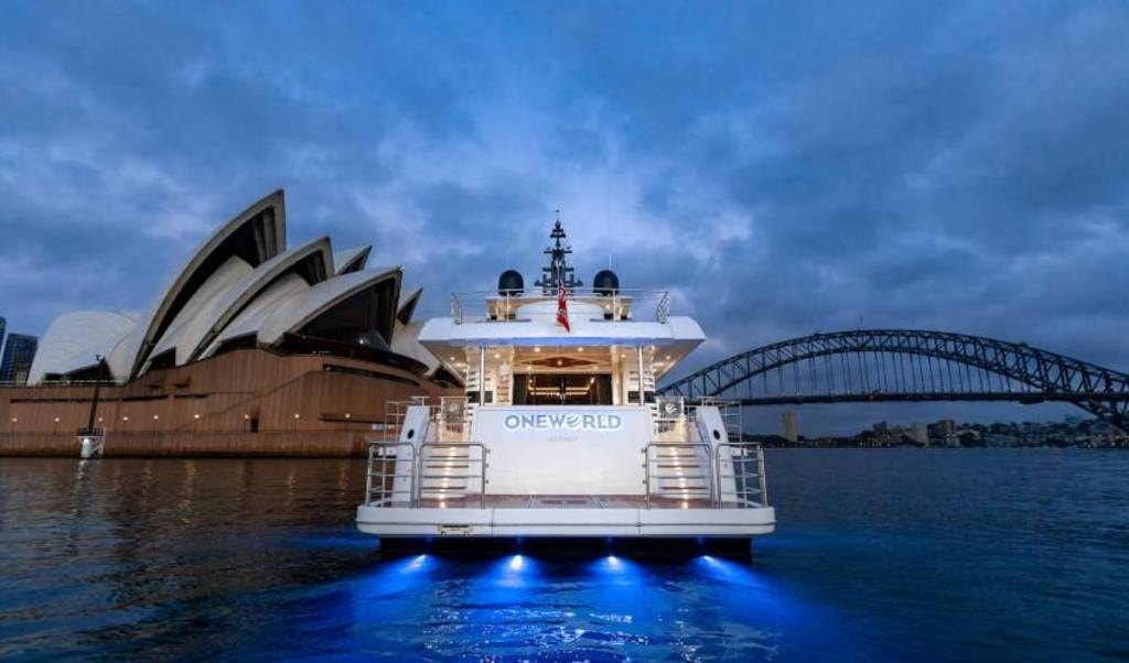 This 5 bedroom brand new charter yacht will make your weddin... via MaryJMarcus
