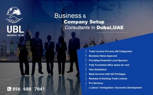 BUSINESS SETUP COMPANIES IN DUBAI                                                                          For more details visit:  ... via UBL Group