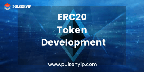 ERC20 Token Development Company | Ethereum Token Creation Service