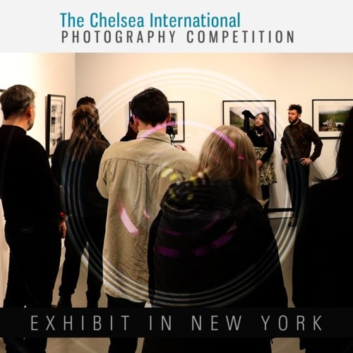 The Chelsea International Photography Competition via Jolie Buchanan
