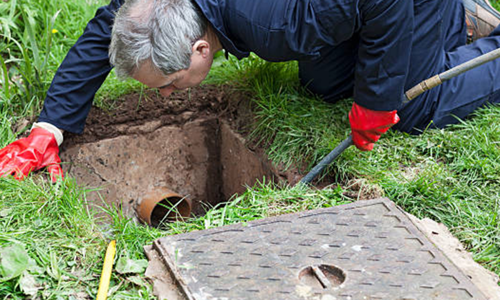 Sewer and Water Line Repair via Andrew Rice