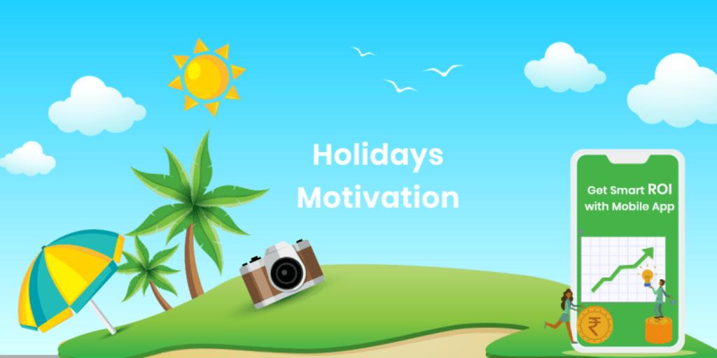 Holiday Motivation via Chetali Singhvi