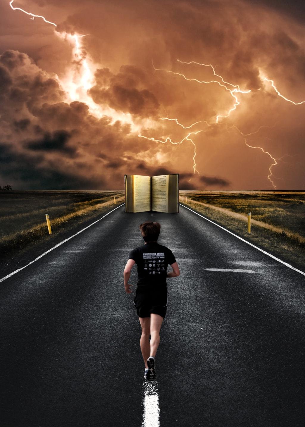 the right path via Opel Mendoza