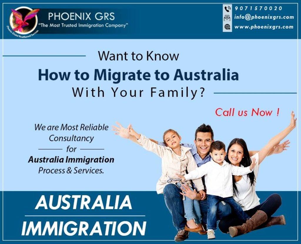 Canada PR,Visa Consultant via shilpa N