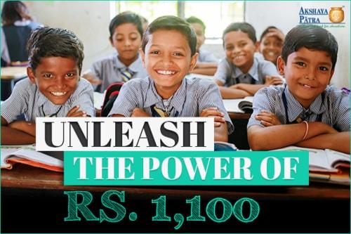 Online Donation to Charity in India | Akshaya patra via Akshaya Patra