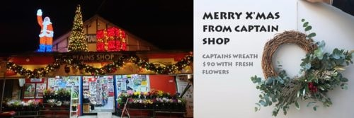 Captain Shop's Christmas via John Williams