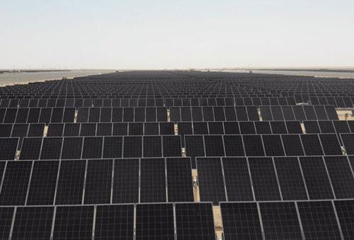Utility Scale Solar | Mahindra Susten