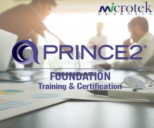 PRINCE2 & PRINCE Agile course via Microtek Learning