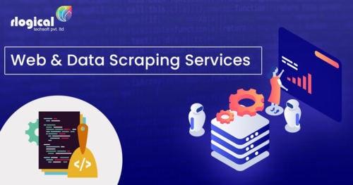 Web/Data Scraping service via Rlogical Techsoft Ltd