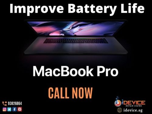Are you worried about your #MacBookPro Battery Backup? Are y... via iDevice Repair Center Singapore