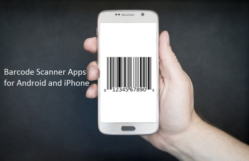 Barcode Scanner Apps for Android and iPhone – Top 10 List - TechnoMusk