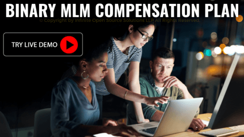 Binary MLM Compensation Plan - Explore Binary MLM Software Demo