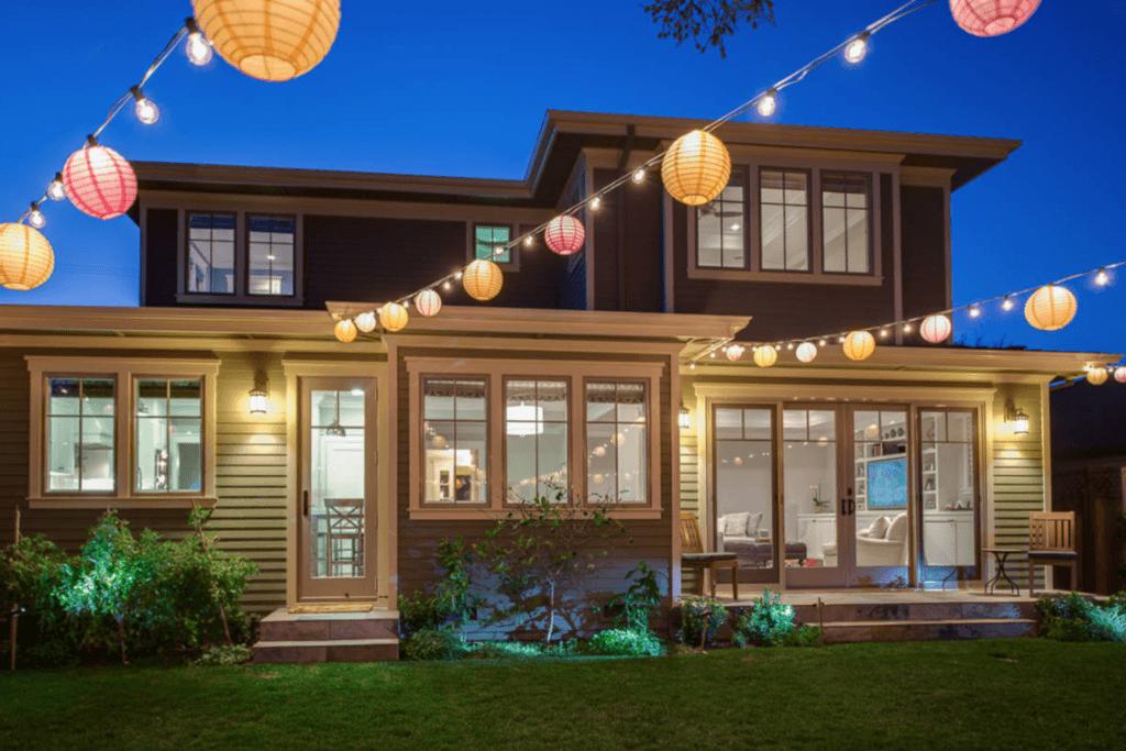 backyard ideas for new years eve party via Leo Erwin Garcia