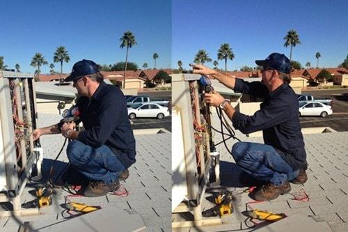 Affordable Air Conditioning Repair Goodyear AZ via jennifer john