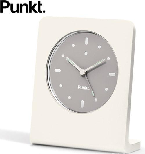 AC01白い目覚まし時計シンプルなおしゃれなジャスパーモリソン                                     クオリティの高い部品を囲う頑丈なアルミニウムのフレーム、... via Matheiu Robine