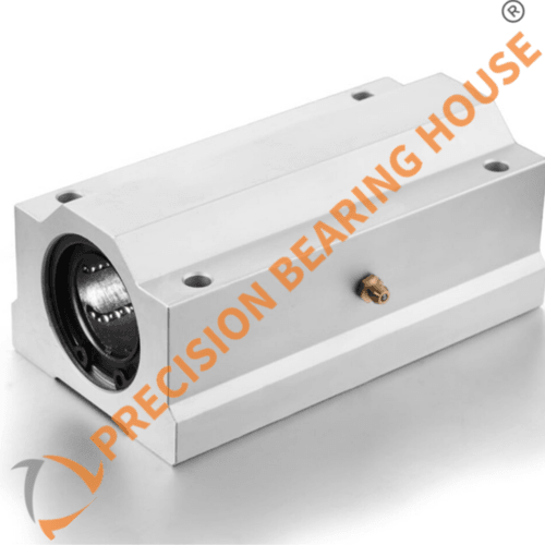 SC 8LUU LINEAR BEARING via Precision Bearing Housing