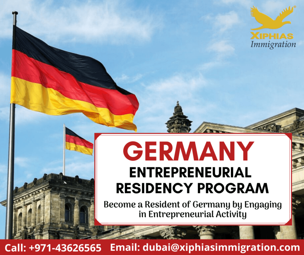 Germany Entrepreneurial Residency Program - XIPHIAS via xiphias235