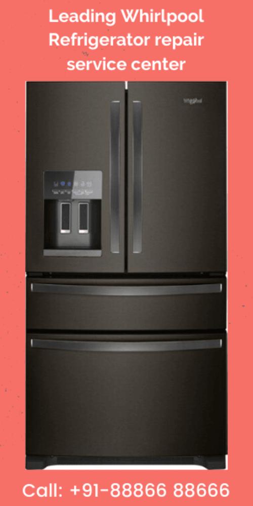 Leading Whirlpool Refrigerator repair service center via doorstep