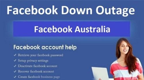 How To Resolve Facebook   Not Working Error? :: Facebook-support-australia