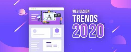 Top 5 Web Design Trends and Predictions 2020 via Miakjohnson