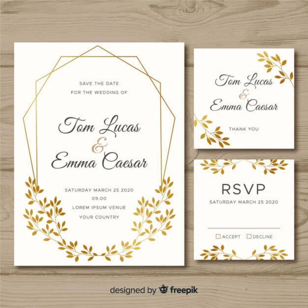 The Ultimate Guide to Your Wedding Stationery                                                                                  Your wedding ... via The Wedding Cards Online