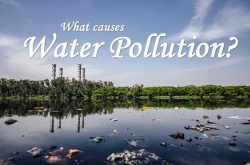 What causes #WaterPollution ? | ModernLifeBlogs  #environmen... via Amit Verma