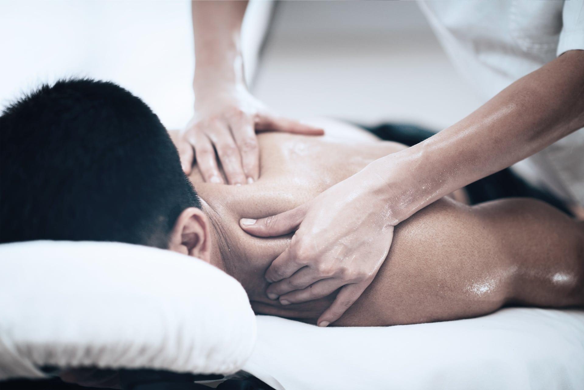 Massage naturist Erotic, naturist,