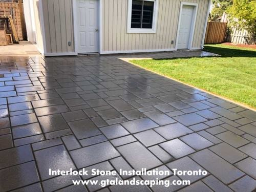 Interlock Stone Installation experts of GTA Landscaping deli... via andrewstanley