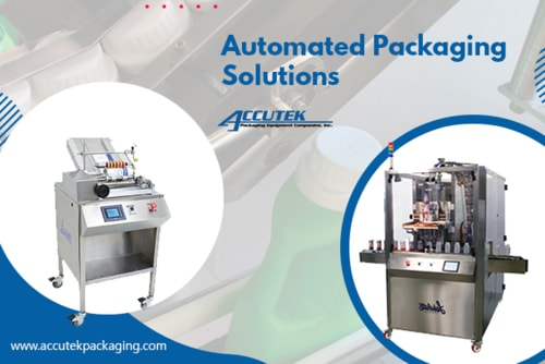 In today's competitive market, automated packaging solutions... via accutekpackaging