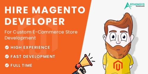 Hire experienced #magento #developer and programmer for cust... via Niharika Kapoor