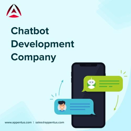 Chatbot Development Company via Appentus Technologies