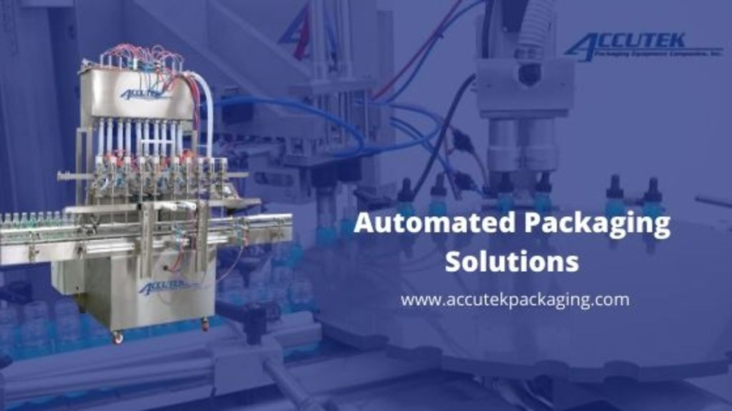 Replacing manual processes with automated packaging solution... via accutekpackaging