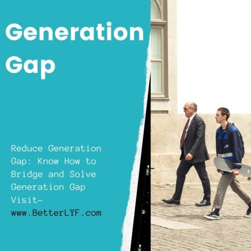 Generation Gap | Online Counselling By BetterLYF                                                                                                                                                    If you g... via BetterLYF