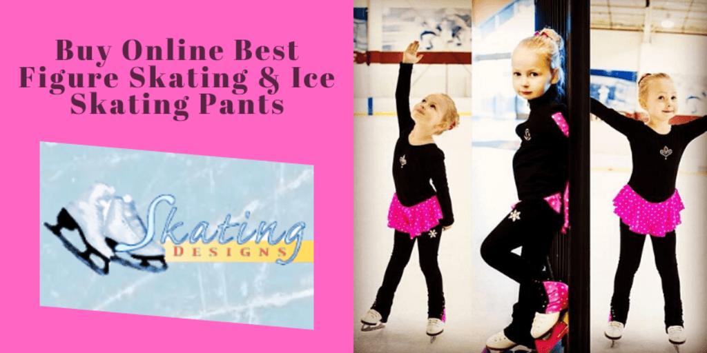 Buy Online Best Figure Skating & Ice Skating Pants via Skating Designs