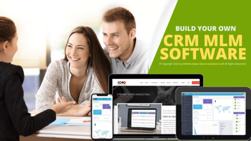Build Your Own CRM MLM Software - Best CRM Network Marketing
