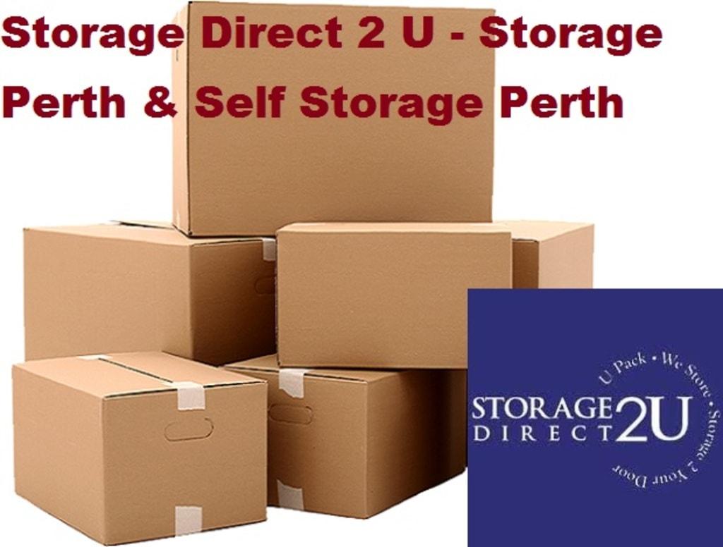 Storage Direct 2 U - Storage Perth & Self Storage Perth via Storage Direct 2 U