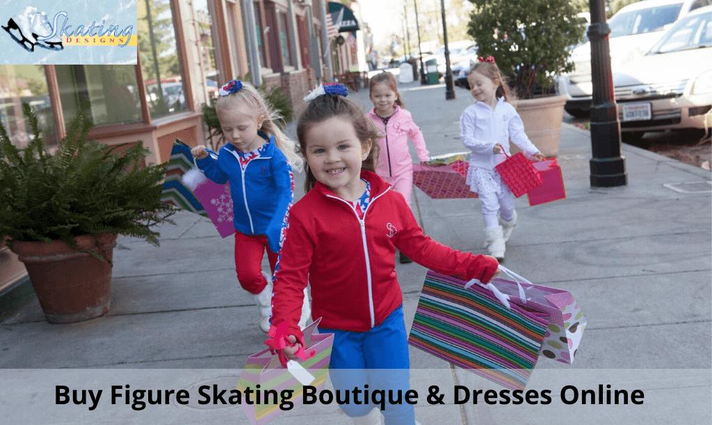 Buy Figure Skating Boutique & Dresses Online via Skating Designs